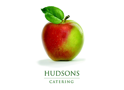 Hudsons Apple Logo