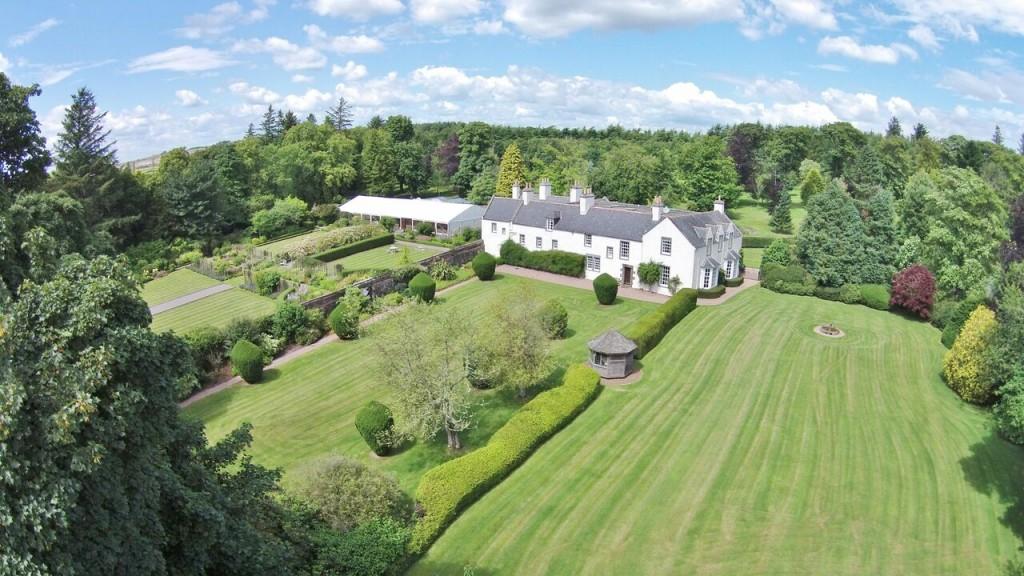 Marquee-Garden-House