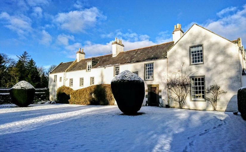 WINTER WEEKENDS AT ELSICK HOUSE